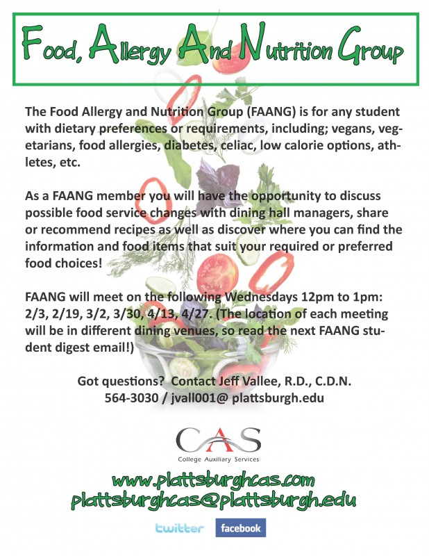Food, Allergy And Nutrition Group