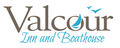 Valcour Inn and Boathouse Logo