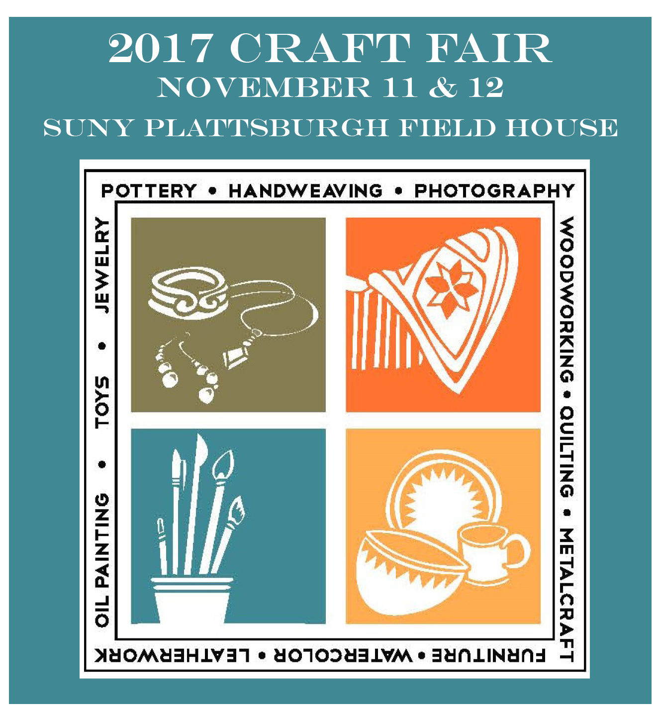 Suny Plattsburgh Arts And Crafts Fair